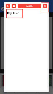 Cara Buat Tulisan 3D Di Android Menggunakan PixelLab 15