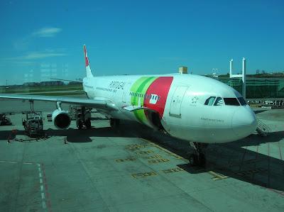 Airbus A319 de Tap Portugal, La vuelta al mundo de Asun y Ricardo, round the world, mundoporlibre.com