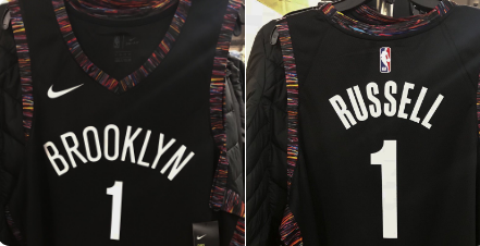 5d6de488606da8 Brooklyn Nets Honor Biggie With  City Edition  Jersey  PHOTOS ...