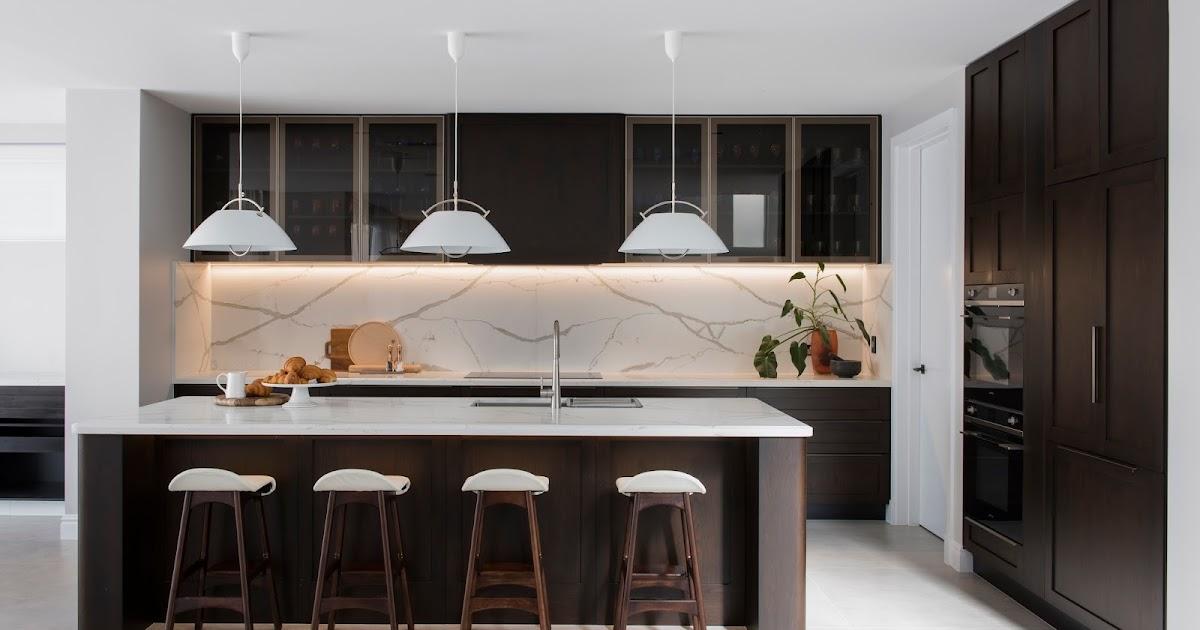 Minosa classic modern kitchen design for Classic modern kitchen designs