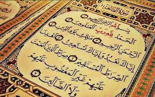 al-fatihah tafsir al-mishbah quraish shihab