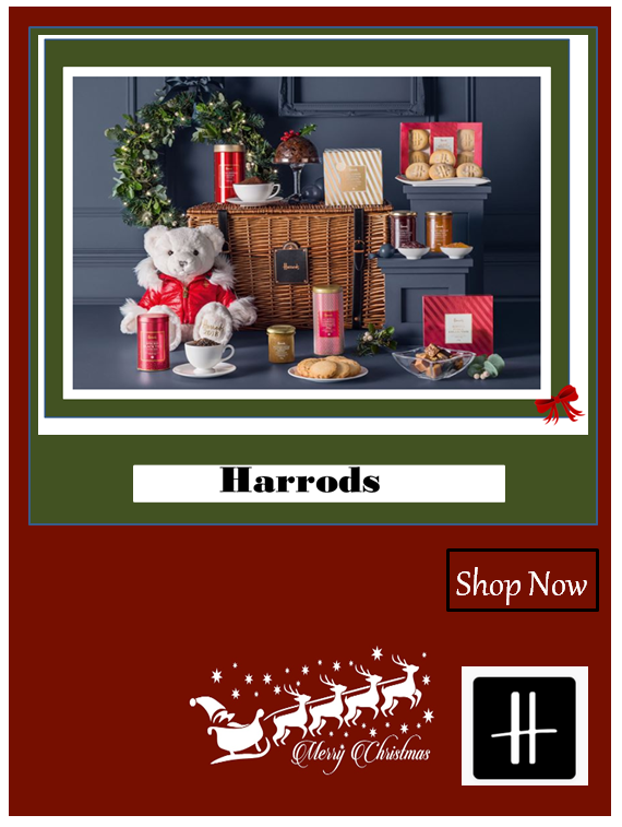 HARRODS -- The Grosvenor Hamper