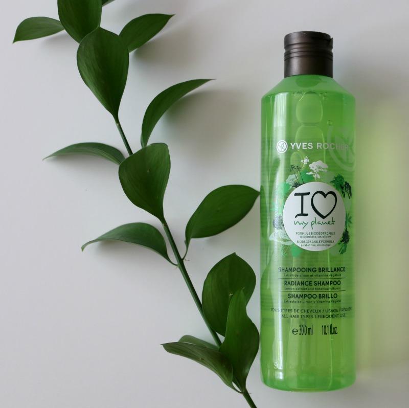 Yves Rocher Radiance Shampoo