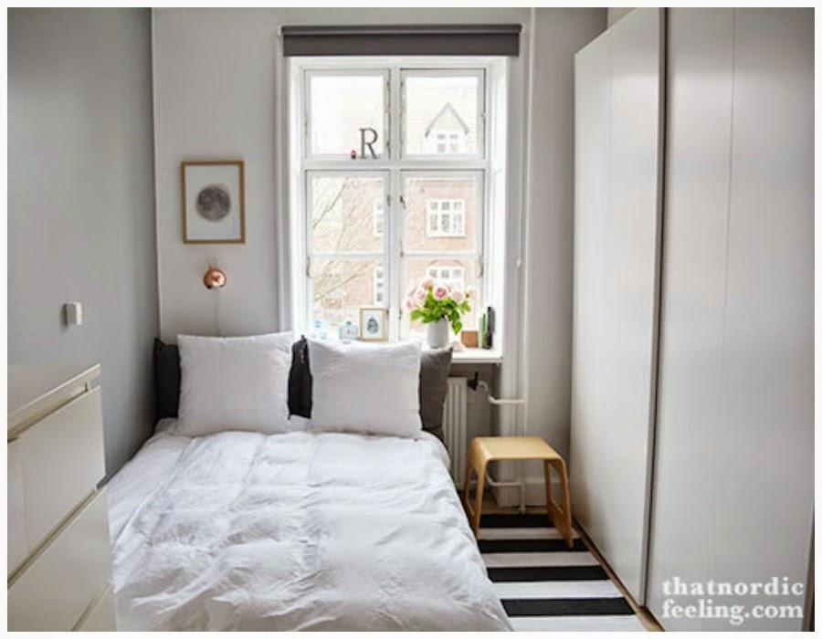 Consejos para distribuir un dormitorio muy peque o - Muebles habitacion pequena ...