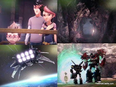 Transformers Beasthunters - Race For Salvation screenshot collage