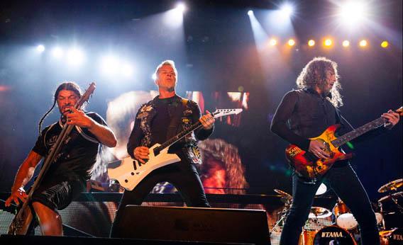 10 Grup Band Metal Terbaik Dunia Sepanjang Masa - InfoAkurat com