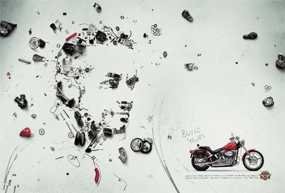 In poster quảng cáo giá rẻ, poster khổ lớn chuyên nghiệp tại Hà Nội MotoBike