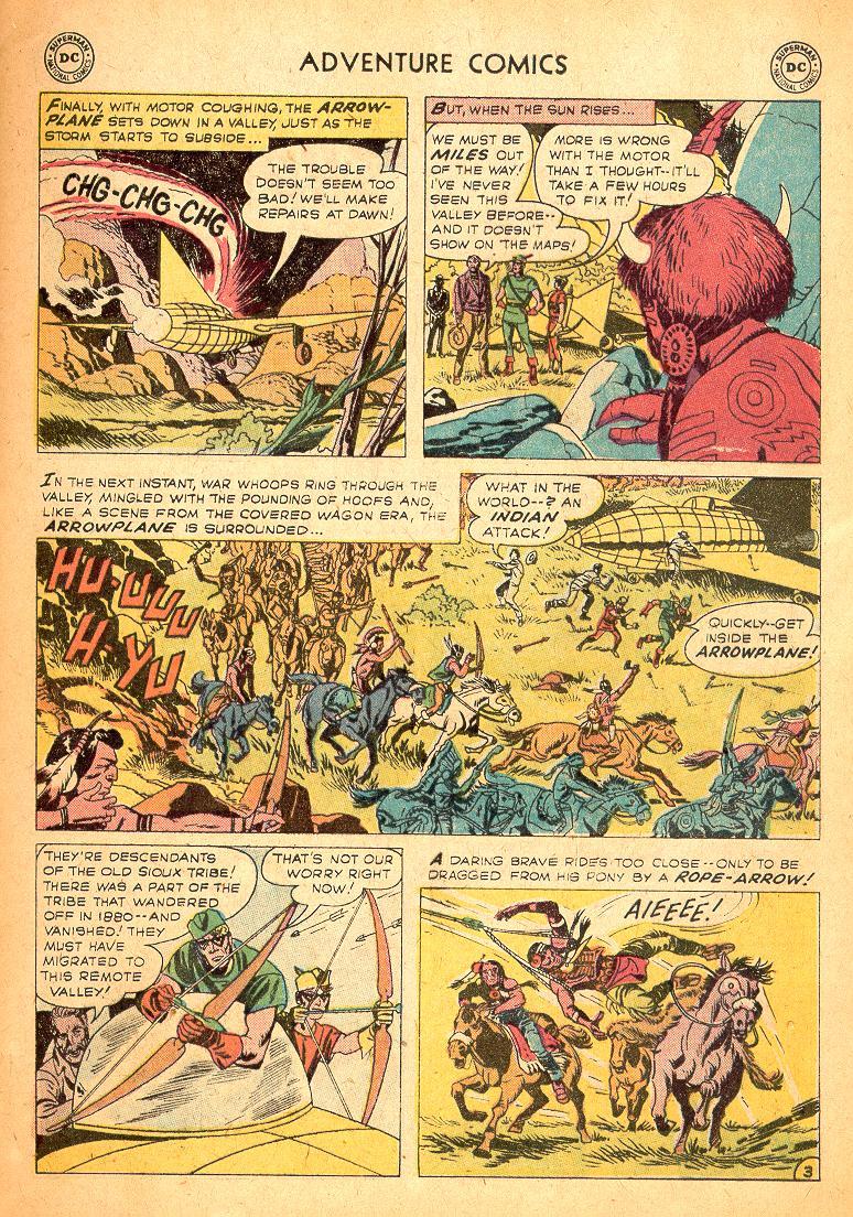 Read online Adventure Comics (1938) comic -  Issue #254 - 29