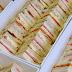Beraneka Pilihan Sandwich Sedap &  Unik Dari Ashrin Food