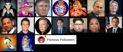 FAMOUS FOLLOWERS
