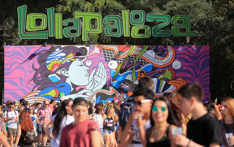 EcoworldReactor Lollapalooza Chile 2017 LIVE