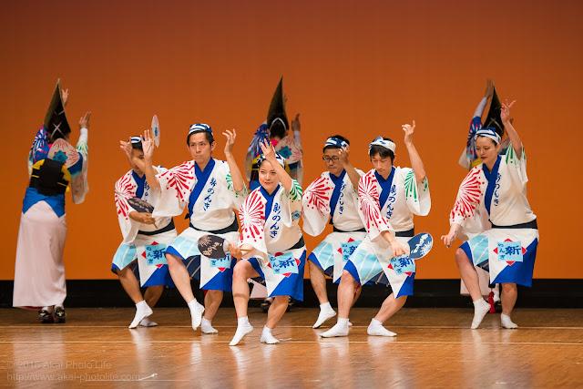 東京新のんき連、セシオン杉並まつりの写真 5