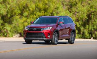 2018 Toyota Highlander Hybridé, date de sortie et prix spécifications rumeurs, Revue