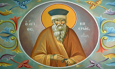 Prophesies by St. Kosmas Aitolos