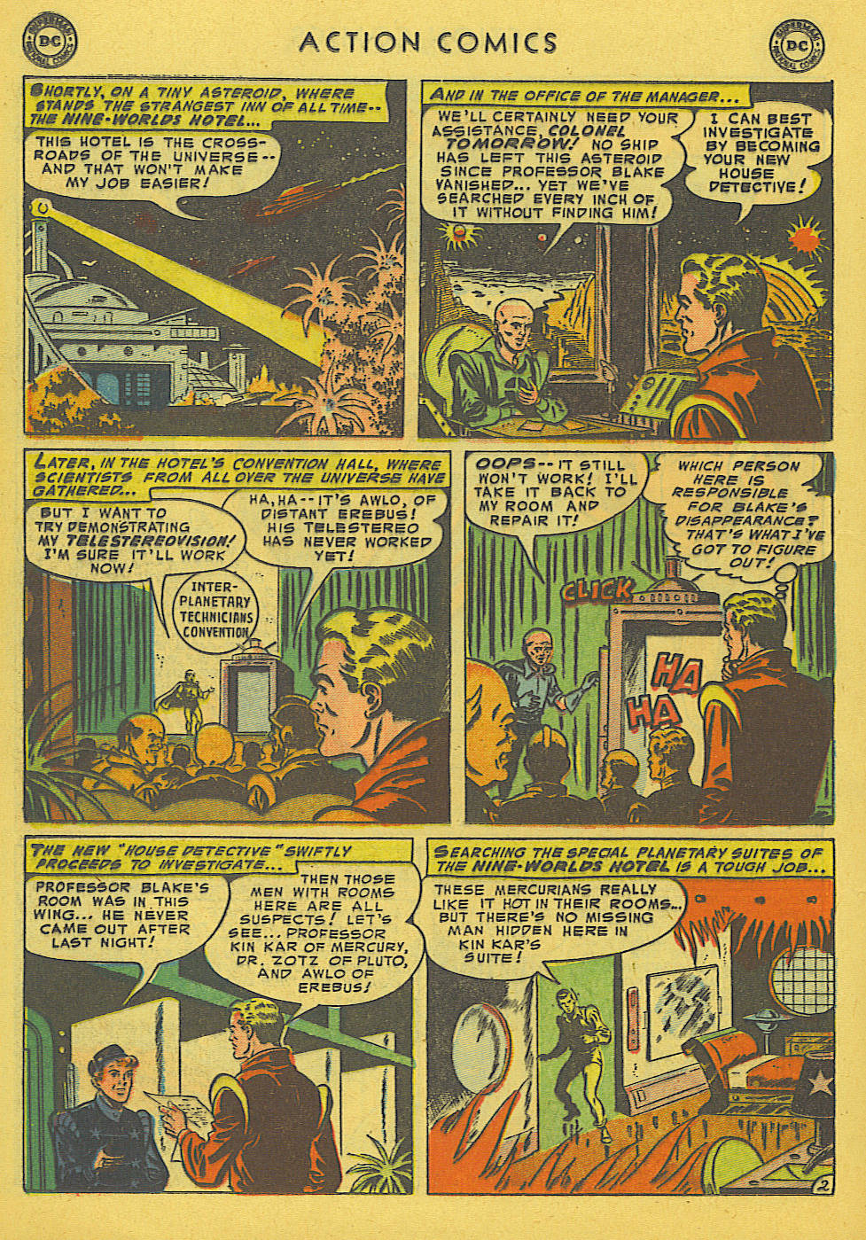 Action Comics (1938) 191 Page 25