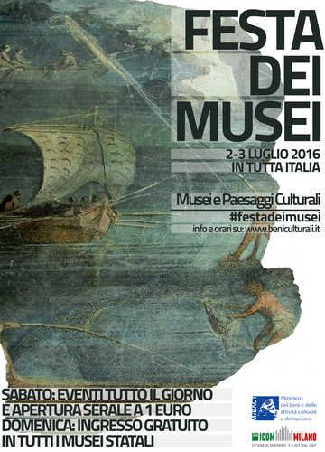 Festa dei Musei, Benátky, Itálie