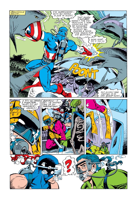 Captain America (1968) Issue #360 #293 - English 9
