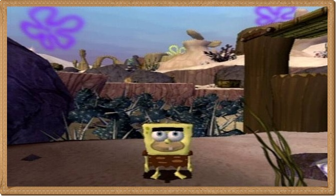 SpongeBob Squarepants The Movie PC Gameplay