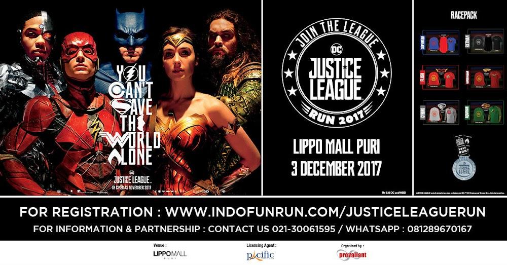 Justice League Run • 2017