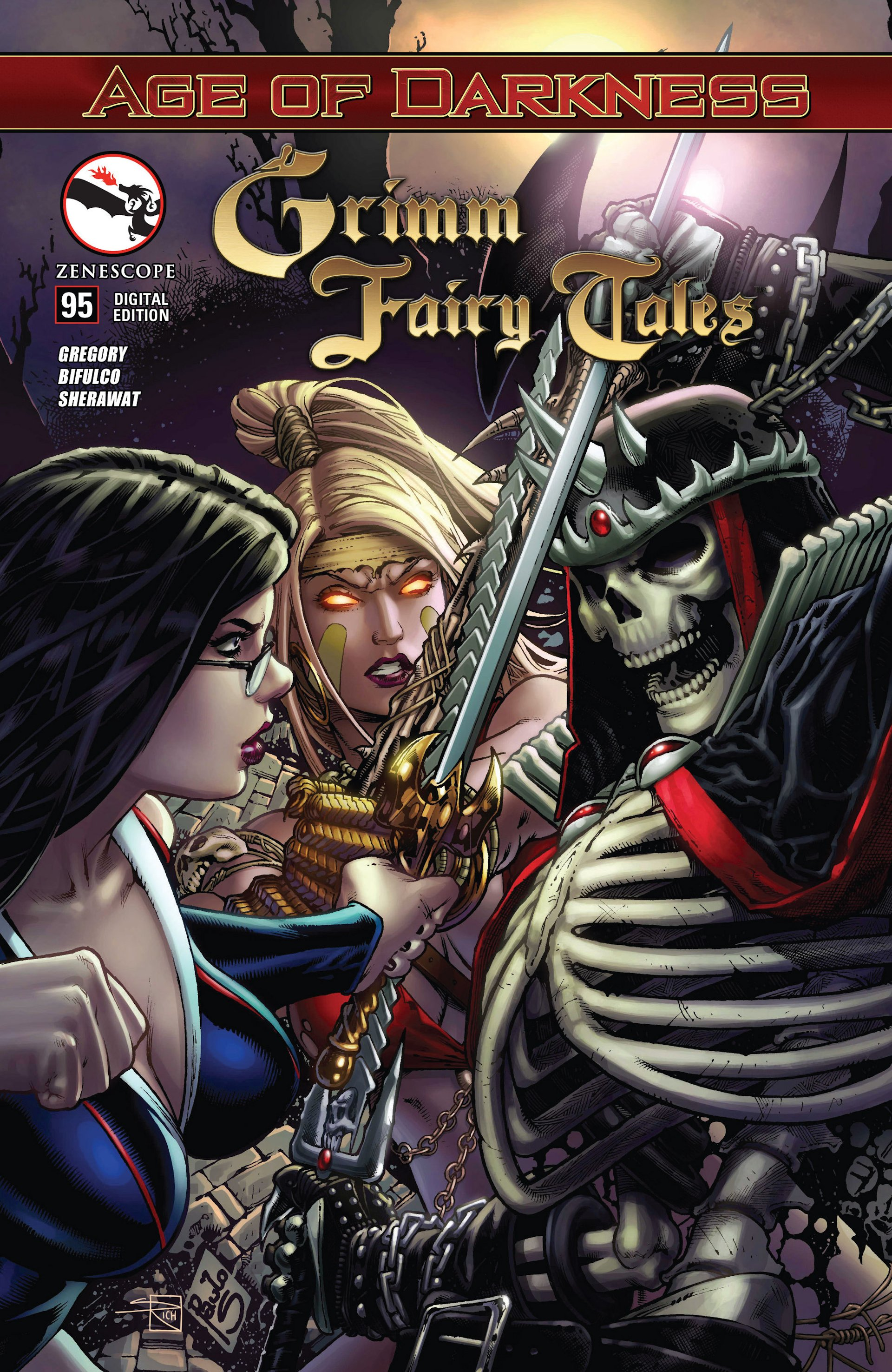 Grimm Fairy Tales (2005) 95 Page 1