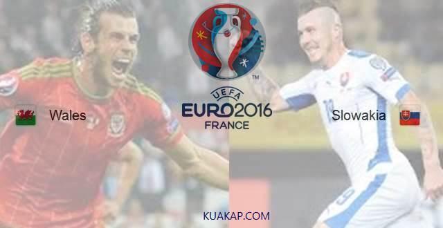 Prediksi Hasil Skor Wales VS Slowakia Grup B 11 Juni Uefa Euro 2016