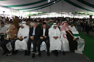 Arab Saudi dan Iran Akur Duduk Berdampingan di Munas-Konbes NU