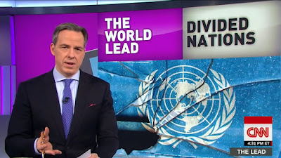 Jake Tapper da CNN ataca a ONU