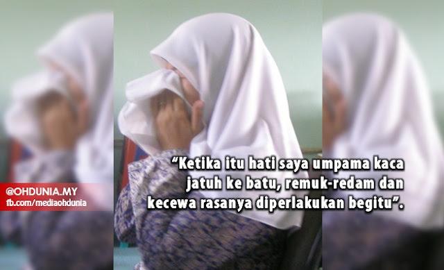 Bikin Sebak!! Luahan Sayu Wanita Bila Dapat Tahu 10 Tahun Dimadukan