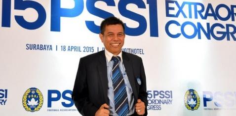 Pelaksanaan Tahapan Pemilihan Ketua Umum PSSI Akan DIlaksanakan Pada 17 Oktober 2016