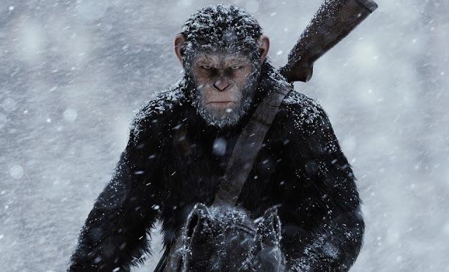 Στο 'War for the Planet of the Apes', η ιστορία του κόσμου σου θα αλλάξει
