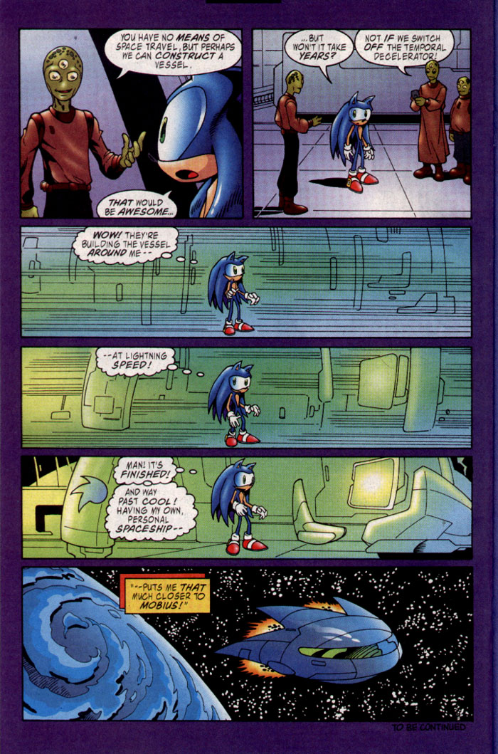 Read online Sonic The Hedgehog comic -  Issue #127 - 18