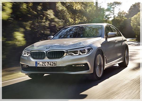 2018 BMW 530e iPerformance Plug-in Hybrid