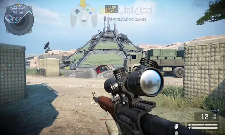 تحميل لعبة Warface للكمبيوتر والموبايل