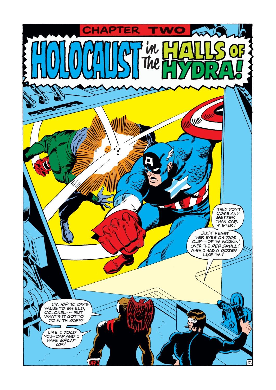 Captain America (1968) Issue #146 #60 - English 13