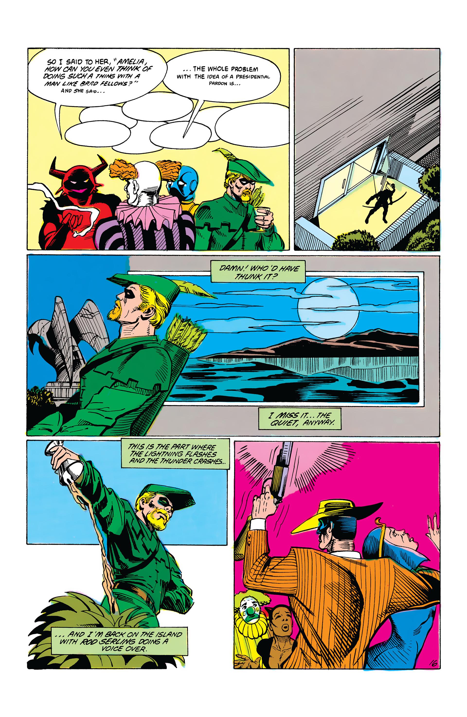 Read online Secret Origins (1986) comic -  Issue #38 - 15