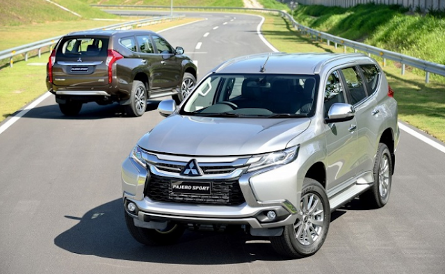 2018 Mitsubishi Pajero Redesign, Reviews, Change, Engine Specs, Price, Release Date