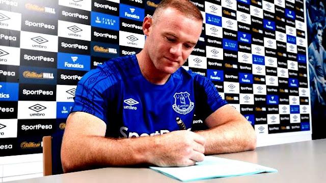 Rooney no Everton: o bom filho sempre retorna