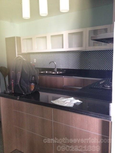 căn hộ Everrich 3 phòng ngủ giá 1200 usd