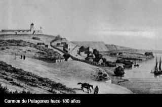 Resultado de imagen para restos de la nave itaparica hundida en el río Negro