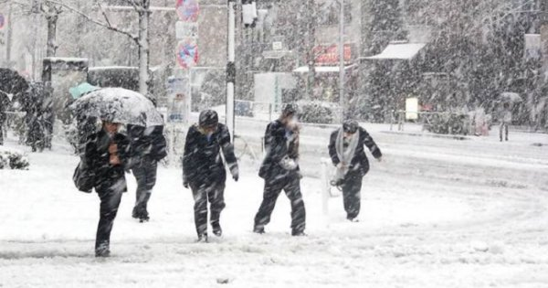 Έρχεται νέο πολικό κύμα κακοκαιρίας - Ποιες περιοχές θα «κτυπήσει» - Χιόνια μέχρι και στο κέντρο της Αθήνας