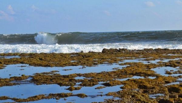 tempat wisata sukabumi pantai minajaya
