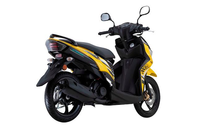 Yamaha Ego S Cc