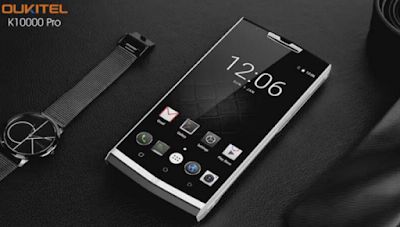 This Latest Smartphone Oukitel K10000 10000mAh battery Pro!