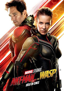 Ant-Man and the Wasp (2018) HDCAM x264 [Dual Audio] [Hindi (Cleaned) – English] – 1 GB