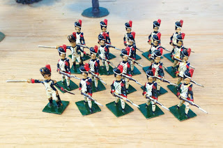 Alberken FN 21: Old Guard Grenadiers