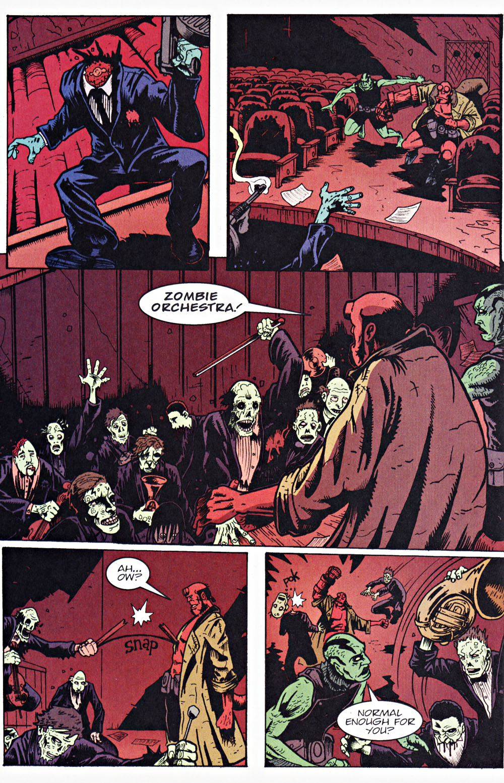 Read online Hellboy: Weird Tales comic -  Issue #7 - 14