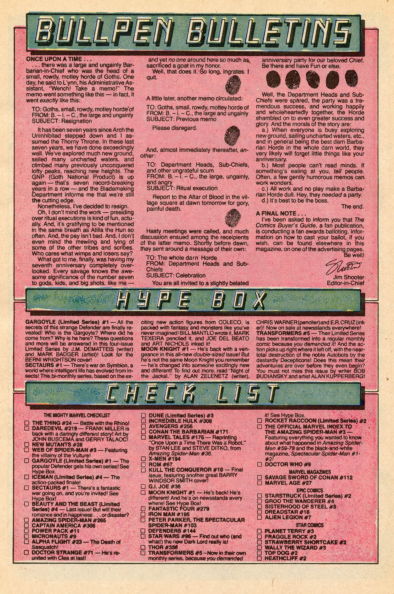Read online Alpha Flight (1983) comic -  Issue #23 - 30