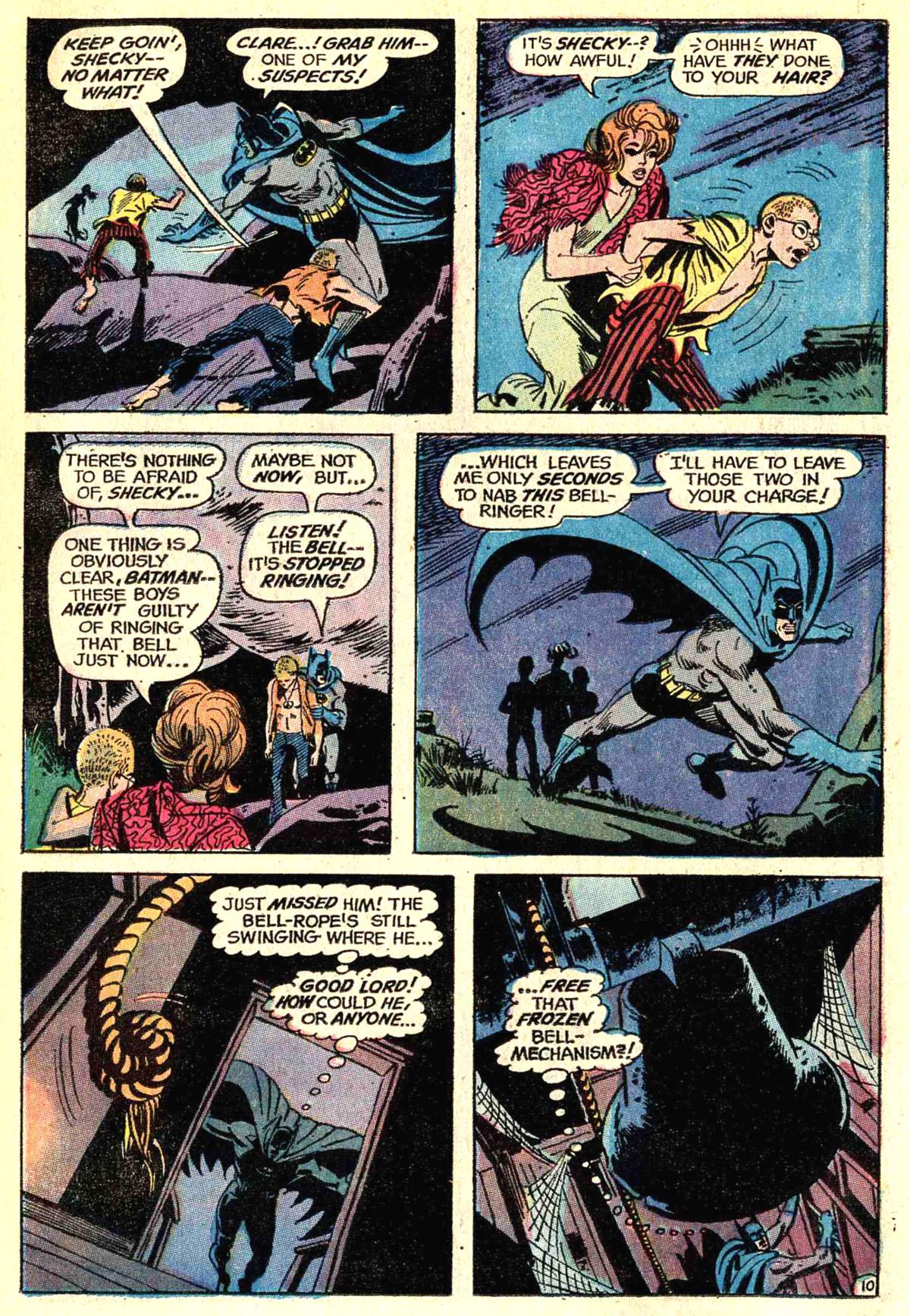 Detective Comics (1937) 413 Page 13
