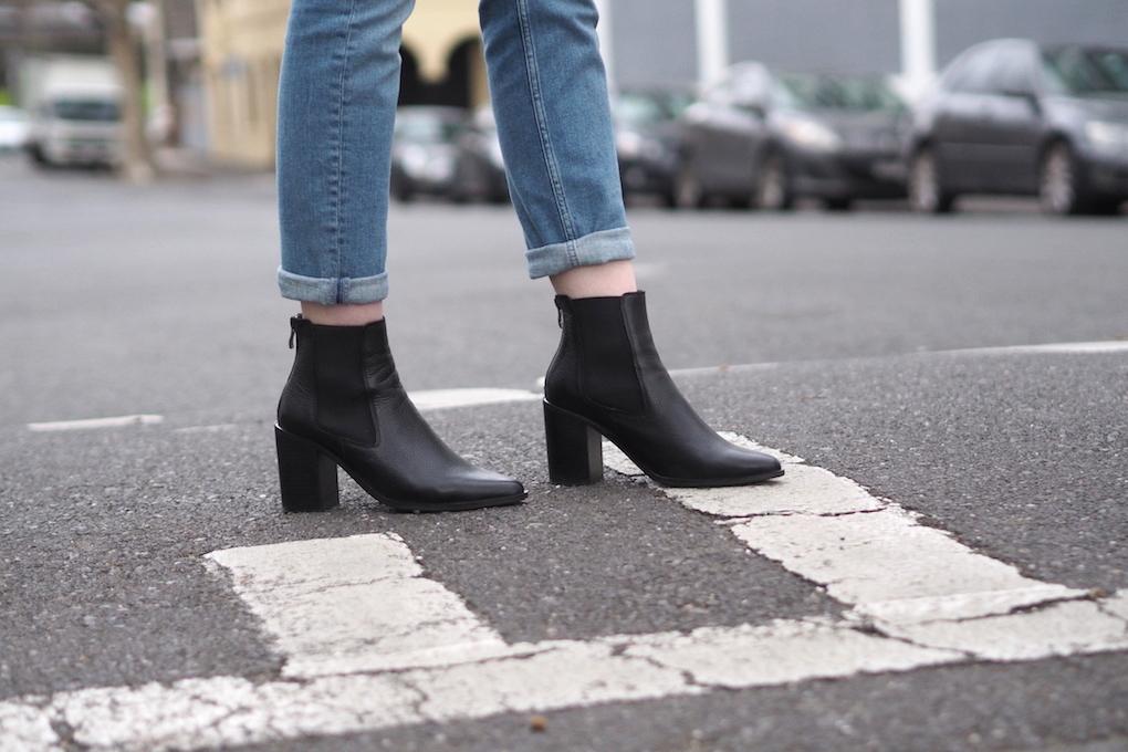 minimal fashion jo mercer boots