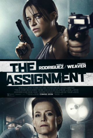 The Assignment [2016] [DVDR] [NTSC] [Latino]